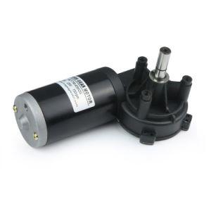 12V 24V DC Motor de engranaje helicoidal de puerta deslizante (63ZYT-WOG)