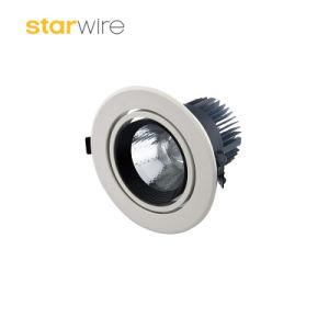 Los archivos de ies ultra brillante 15W Downlight LED