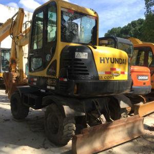 Usa original Hyundai R60W-7/R60W de la excavadora de ruedas