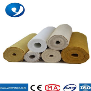 Filtro de poliéster de alimentação do fabricante Yuanchen sentiu o tecido do Filtro