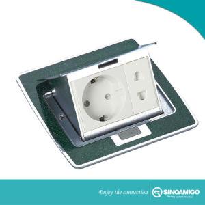 Sinoamigo pop up de distribution par câble Prise de plancher