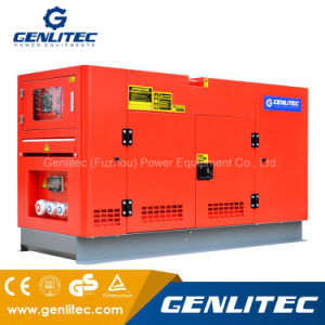 Geluiddichte Diesel Yangdong van de Macht 20kw 25kVA van het Type Eerste Generator