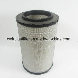 O elemento do filtro de ar Volvo conjunto gerador do filtro de ar 21196919