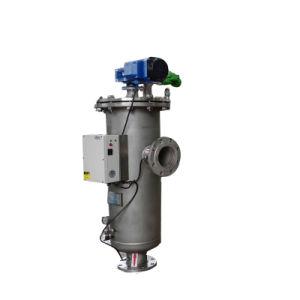 물 처리를 위한 자동적인 스크린 필터