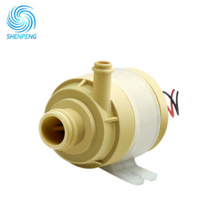 Pompa ad acqua senza spazzola calma di CC di 12V 24V per la macchina di Baverage
