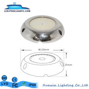 最も新しい12V 8Wの表面の壁のMounthed LEDのプールライト316ステンレス鋼の私用モード