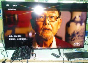 cavo di 3840*2160p 4K@60Hz HDMI 2.0 con le coperture in lega di zinco del metallo
