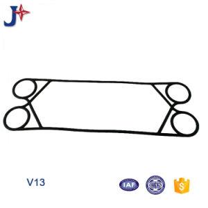 Vicarb V8/V13 пластины теплообменника резиновую прокладку для химической промышленности