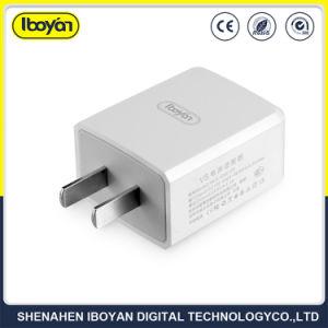 De mobiele Reis van de Haven USB van de Telefoon 2.1A Enige Draagbare Lader