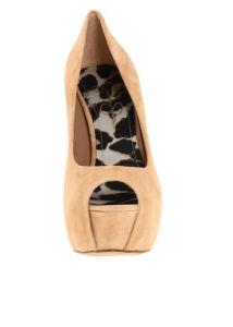 Nueva llegada Boca de Pescado de Tacón zapatos de mujer