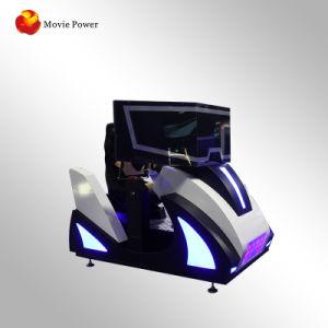 De nieuwe Elektrische Simulator van de Autorennen van de 360 Schermen van de Graad F1 3