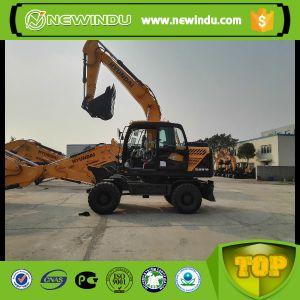 Escavatore della rotella della Corea Hyundai 15ton con il martello della rottura
