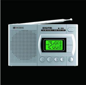 [بورتبل] [فم/م/سوهيغ-سنستيفيتديجتل] راديو فضّيّة