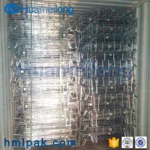 A China de alta qualidade logística de transporte durável da gaiola do recipiente de malha de arame