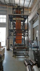 De goede ABA van Prestaties HDPE Blazende Machine van de Film voor het Winkelen Zak