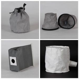 Filtro aspirador com saco de pano