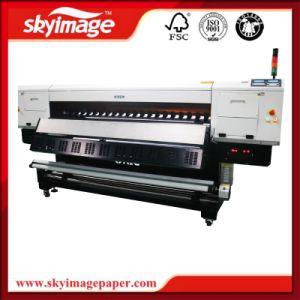 印字機を転送する中国の経済1.8mの大きいフォーマットの紫外線ロール