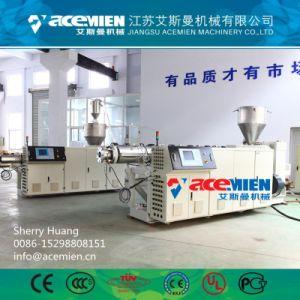 El abastecimiento de agua PE PP Tubo ondulado de la línea de extrusión de PVC de fábrica de equipos de la máquina con buen precio.