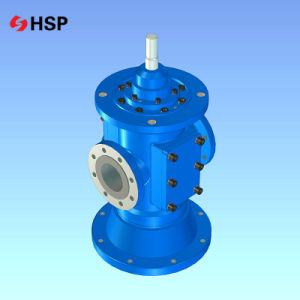 Alta fiabilidad de la bomba de tornillo Triple de desplazamiento positivo para el Fuel Oil