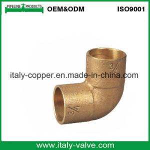Hochdruck-Soem-männlicher Bronzekrümmer (AV-QT-1027)