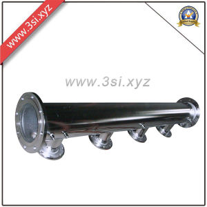 Водяной коллектор насоса из нержавеющей стали (YZF-F64)