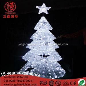 3D LED de luz para la decoración del árbol de Navidad