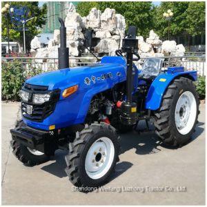 Luzhong-404b 40HP 4 roues motrices petit tracteur de ferme avec un faible prix de vente à chaud
