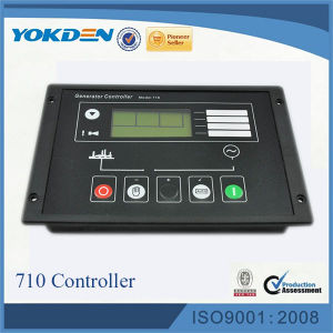Controlebord 710 het Controlemechanisme van ATS Genset