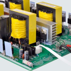 3000W 12V/24V/48V DC AC Inversor de onda senoidal pura