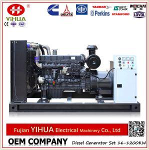 De Reeks van de diesel Generator van de Macht met Shangchai Motor Sdec