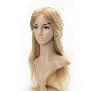 Lw6138 Plena rendas francesas Pac Cabelo humano Lace Peruca com as cores da peruca