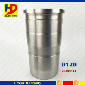 D12D Voering de van uitstekende kwaliteit van de Cilinder voor Geen OEM van Volvo (20498544)