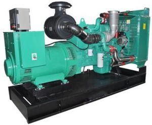 12シリンダー800kVA電気ディーゼル発電機