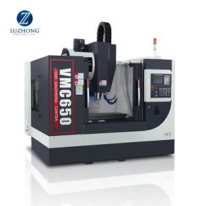 Centro de Mecanizado Vertical CNC de China (VMC650 fresadora CNC)