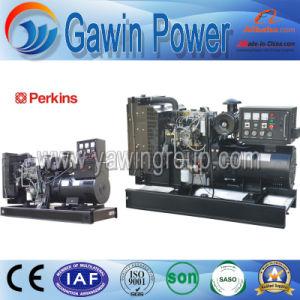 30Kw de puissance électrique de type ouvert Générateur Diesel Perkins