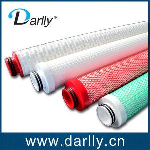 66mm de diámetro exterior del cartucho de filtro de pliegues utilizado en la industria petrolera