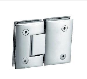 Produtor profissional de montagem na parede da dobradiça da porta de chuveiro em vidro (FS-304)