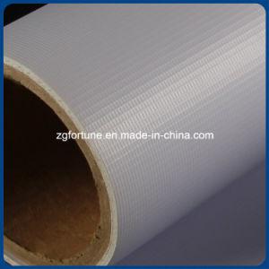 Qualidade superior de publicidade exterior Scrim PVC de mídia de impressão para Eco-Solvent Banner Flex & Impressão de solventes