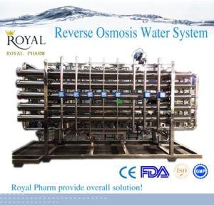 Sistema de água de osmose reversa (RO)