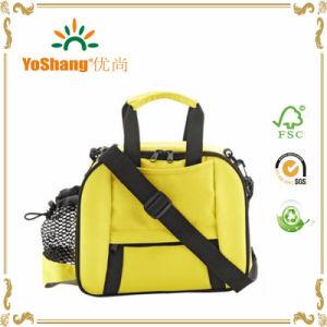 Shoulder StrapおよびPEVA LiningのSide Pocketの方法Cooler Bag