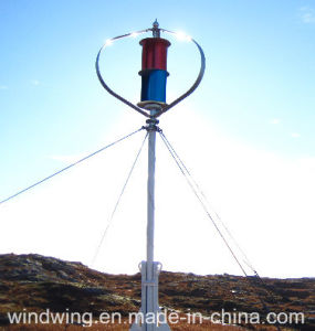 600W Maglev Wind turbine de puissance pour utilisation à domicile indépendant du système