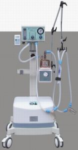 Equipamento médico, Bolha CPAP infantil II, CPAP nasal