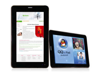 7 polegadas tela capacidade PC tablet Android Market 4.0 cortex A8 (L504)