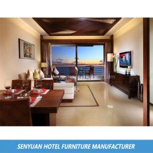 Hotel Suite Salón sofá de madera de diseño personalizado (SY-BS78)