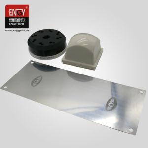 패드 인쇄 기계 기계를 위한 강철 플레이트를 인쇄하는 전체적인 판매 패드