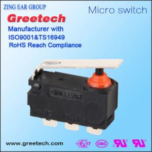 40t85 Waterproof Micro Switch, 1A 3A Micro Switch