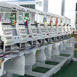10 pollici di Tajima automatizzata multi testa di macchina del ricamo per la protezione