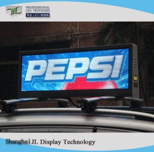 En 2018 HD Double Face haut publicité Taxi conduit P5
