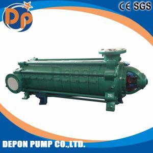 La barra de 70Eléctrico en varias etapas de la bomba de agua de mar
