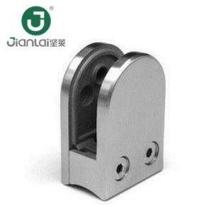 高品質のステンレス鋼アークベースガラスパネルクランプ